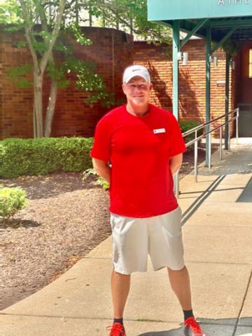 Wynn Criswell – Tennis Director